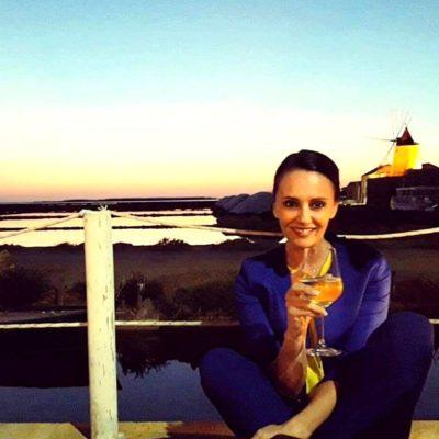 un aperitivo al tramonto in Sicily