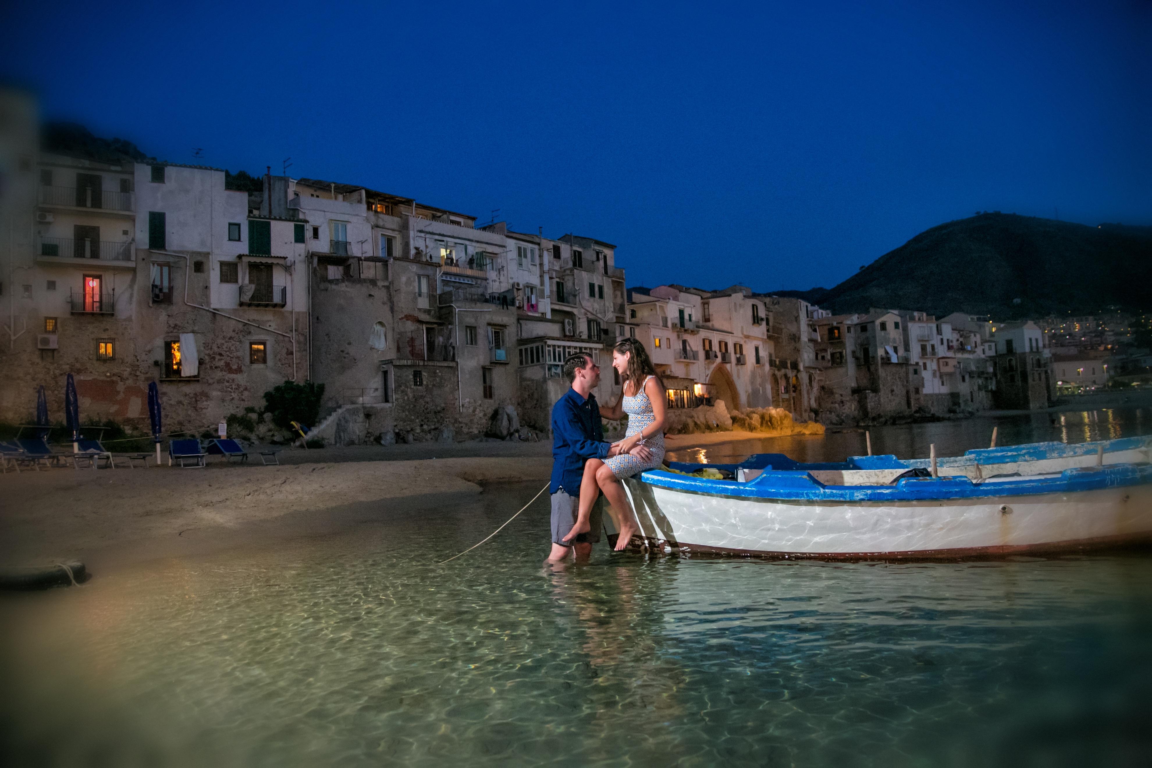 Honeymoon in Cefalù