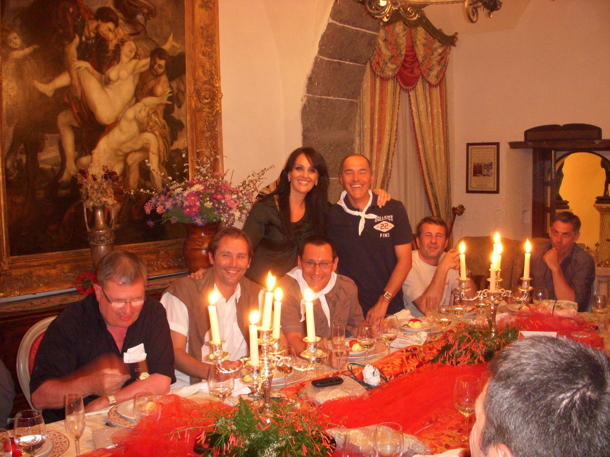 Viaggio Incentive dei membri della Camera di Commercio di Lyon