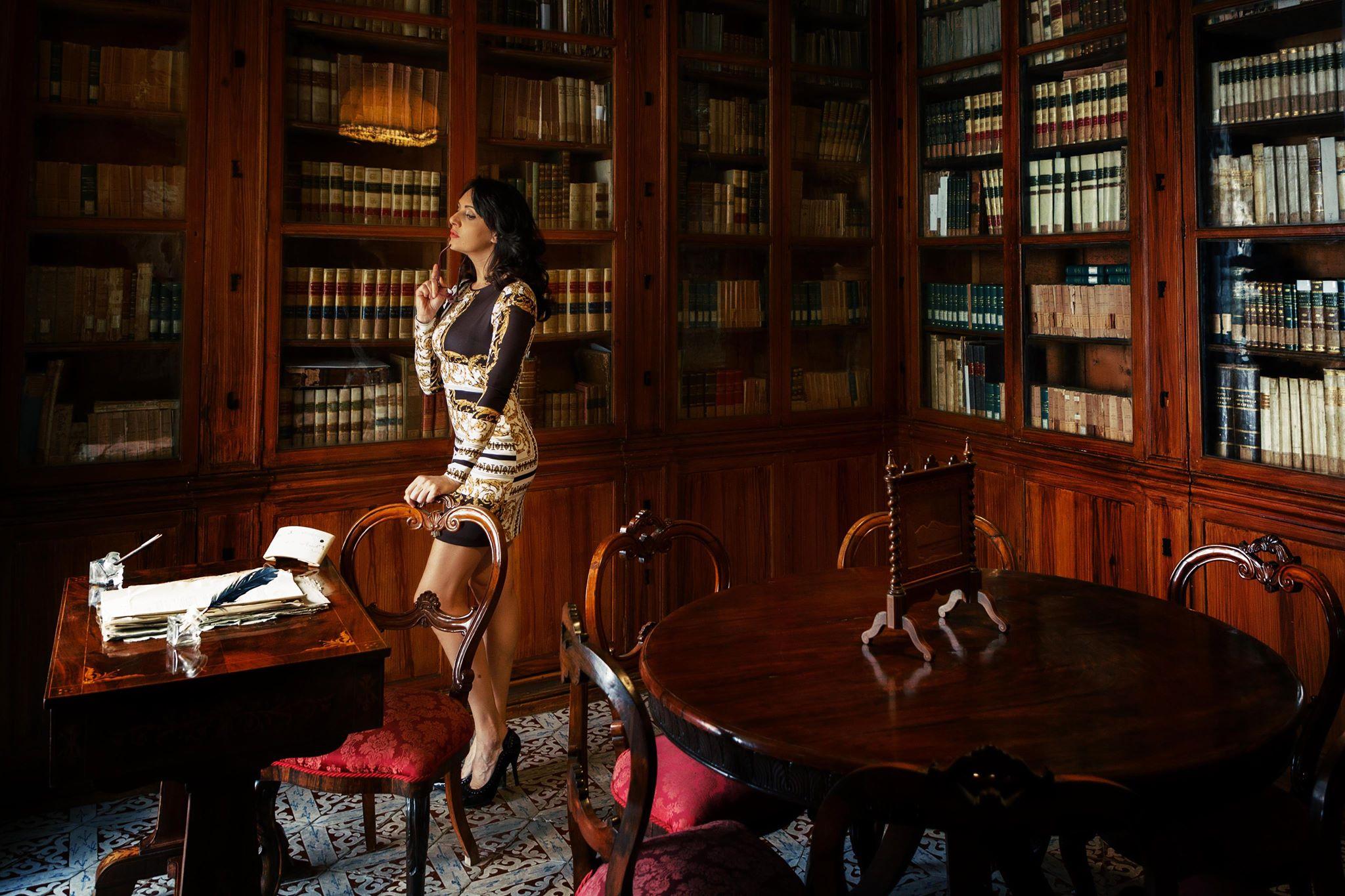 Biblioteca del Museo Mandralisca di Cefalù