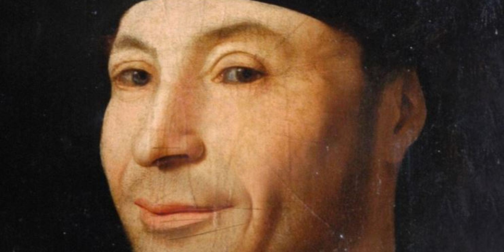 Ritratto di Ignoto Marinaio di Antonello da Messina