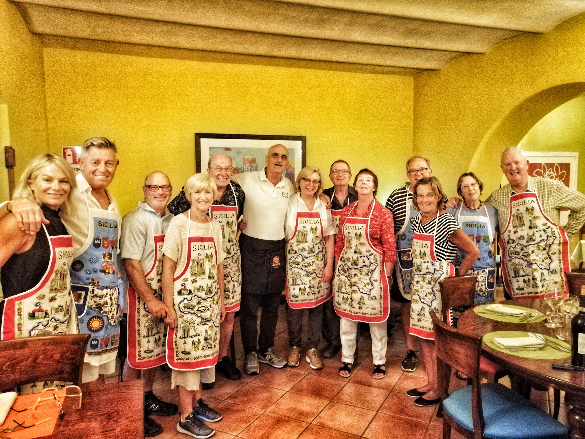 Experiential tourism with a cooking class in Palermo